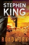 King, Stephen | Roadwork | First Trade Paper Edition Book