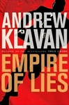 Empire of Lies | Klavan, Andrew | Signed First Edition Book