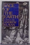 Face of the Earth | Klavan, Andrew | Signed First Edition Book