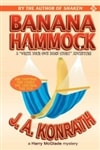 Banana Hammock | Konrath, J.A. | Signed First Edition Trade Paper Book