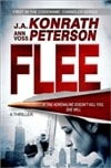 Flee | Konrath, J.A. | Signed First Edition Trade Paper Book