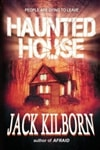 Konrath, J.A. (as Jack Kilborn) | Haunted House | Signed First Edition Trade Paper Book
