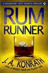 Rum Runner | Konrath, J.A. | Signed First Edition Trade Paper Book