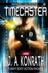 Timecaster | Konrath, J.A. | Signed First Edition Trade Paper Book