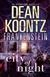 Frankenstein: City of Night | Koontz, Dean | Signed 1st Edition Mass Market Paperback UK Book