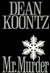 Mr. Murder | Koontz, Dean | Signed First Edition Book