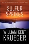 Krueger, William Kent | Sulfur Springs | Signed First Edition Book