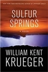 Sulfur Springs | Krueger, William Kent | Signed First Edition Book