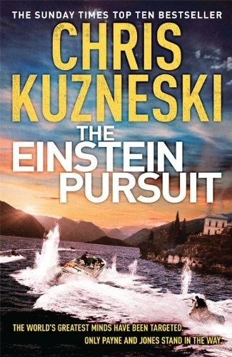 The Einstein Pursuit by Chris Kuzneski