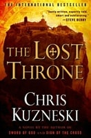 Lost Throne, The | Kuzneski, Chris | Signed First Edition Book