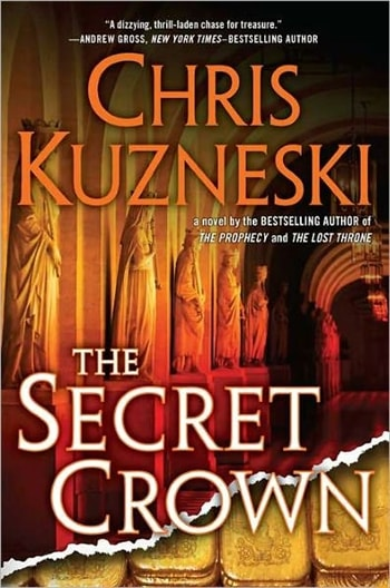 The Secret Crown by Chris Kuzneski