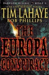 LaHaye, Tim & Phillips, Bob - Europa Conspiracy, The (Signed First Edition)