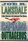 Captains Outrageous | Lansdale, Joe R. | Signed First Edition Book