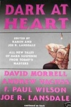 Dark at Heart | Lansdale, Joe R. | Signed First Edition Book