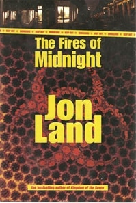 Fires of Midnight, The | Land, Jon | Signed First Edition Book