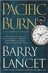 Lancet, Barry | Pacific Burn | Signed First Edition Book