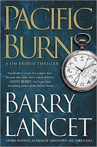 Pacific Burn by Barry Lancet