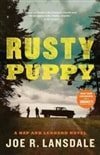 Rusty Puppy | Lansdale, Joe R. | Signed First Edition Book