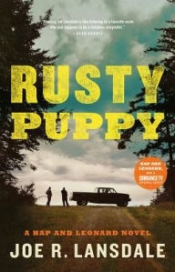 Rusty Puppy by Jon Lansdale