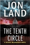 Tenth Circle, The | Land, Jon | Signed First Edition Trade Paper Book
