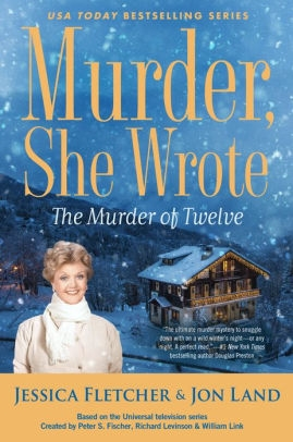 The Murder of Twelve by Jon Land