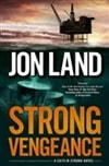 Strong Vengeance | Land, Jon | Signed First Edition Book