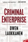Criminal Enterprise | Laukkanen, Owen | Signed First Edition Book