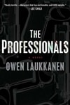 Professionals, The | Laukkanen, Owen | Signed First Edition Book
