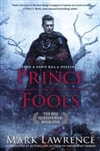 Lawrence, Mark - Prince of Fools (Signed First Edition)