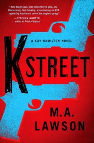 K Street by Mike Lawson