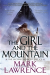 Lawrence, Mark | Girl and the Mountain, The | Signed First Edition Book