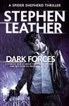 Leather, Stephen | Dark Forces | Signed First Edition Book