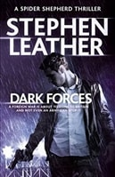 Dark Forces | Leather, Stephen | Signed First Edition Book