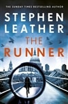 Leather, Stephen | Runner, The | Signed UK First Edition Book