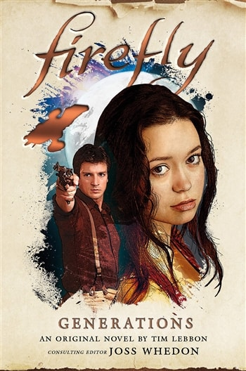 Firefly: Generations by Tim Lebbon