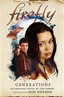 Lebbon, Tim | Firefly: Generations | Signed First Edition Copy
