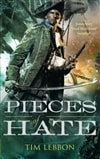 Lebbon, Tim | Pieces of Hate | First Edition Trade Paper Book