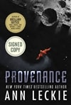Leckie, Ann | Provenance | Signed First Edition Book
