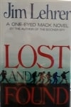 Lost and Found | Lehrer, Jim | Signed First Edition Book