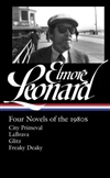 Leonard, Elmore | Four Stories of the 1980's | Signed First Edition Book