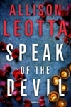 Speak of the Devil | Leotta, Allison | Signed First Edition Book