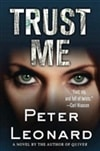 Trust Me | Leonard, Peter | Signed First Edition Book