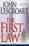 Lescroart, John | First Law, The | First Edition Book