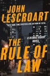 The Rule of Law by John Lescroart | Signed First Edition Book
