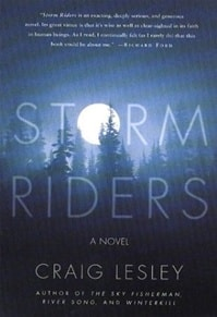 Storm Riders | Lesley, Craig | Signed First Edition Book