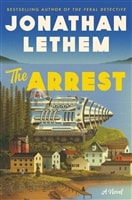 Lethem, Jonathan | Arrest, The | Signed First Edition Book