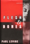 Flesh & Bones | Levine, Paul | Signed First Edition Book