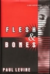 Levine, Paul | Flesh & Bones | First Edition Book
