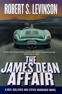 James Dean Affair, The | Levinson, Robert S. | Signed First Edition Book