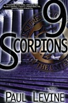 9 Scorpions | Levine, Paul | Signed First Edition Book
